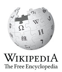 wikipedia main logo